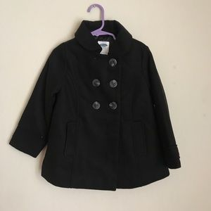 Old Navy toddler pea coat